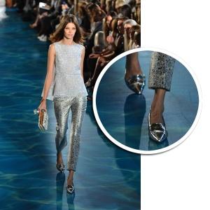 Tory Burch - Runway - Mercedes-Benz Fashion Week Spring 2014