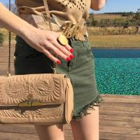 Look do dia: Verde Militar!
